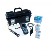 Hach HQ2100 Portable pH/EC/TDS/DO Meter kit with rugged conductivity electrode CDC40105, 5m cable-LEV015.98.21007-Camlab