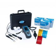 Hach HQ4300 Portable Multi Meter kit with Gel pH , conductivity and DO electrodes -LEV015.98.43001-Camlab