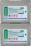 NANOCOLOR easily liberated cyanide 04 Tube Tests 0.01-0.4mg/l Pack of 19-985025-Camlab