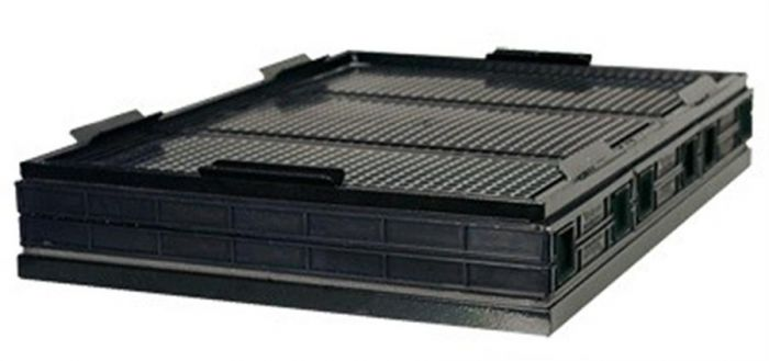 Replacement filter for Safelab Chesterfield opt. II Type:AS for Solvents