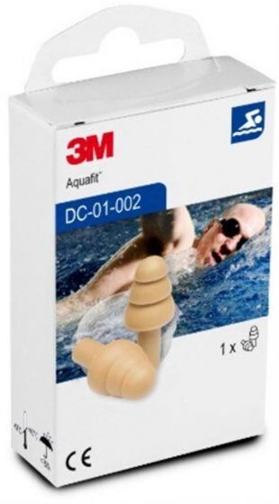 3M E-A-R Aquafit Ear Plugs--Camlab
