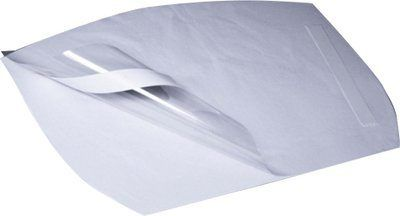 Versaflo S-922 Peel-Off Visor Cover for Use with all S-600 and S-700 Premium Hood Assemblies - Pack of 10 x 4