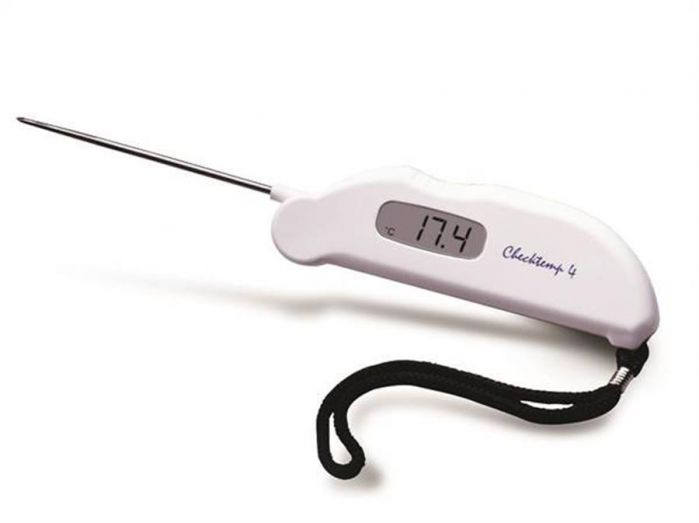 Folding probe thermometer / Checktemp4