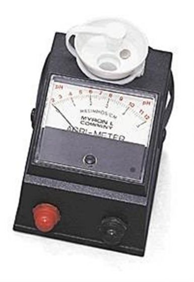 Agri-Meter Analogue pDS pH/CONDUCTIVITY/TDS Meters