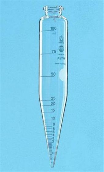 Blaubrand ASTM Centrifuge Tubes for D91 D96