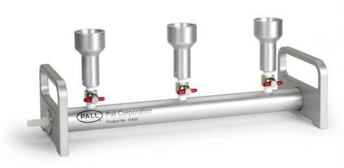Hach - Aluminium Filter Funnel Manifold-Camlab