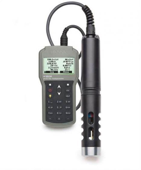 Multiparameter Waterproof Meter pH/EC/DO/Pressure