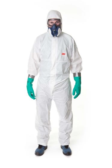 4545 Coverall White Type 5/6 Size M Pack of 20
