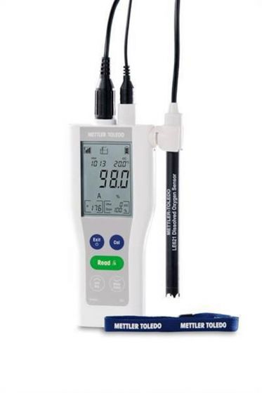 FiveGo F4 Portable Dissolved Oxygen Meter