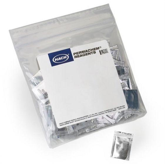 Hach - Sodium & Potassium Ionic Strength Adjustor powder pillows pk 100-Camlab