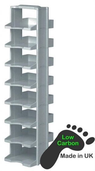 8 Level Polycarb Labtower Set