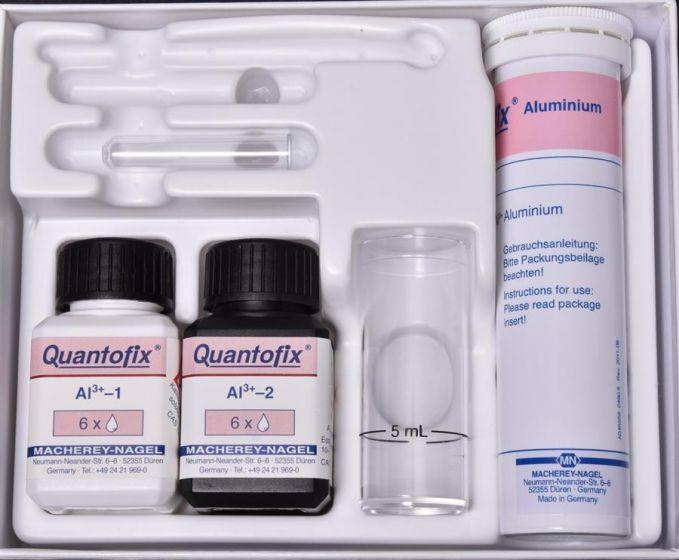 QUANTOFIX Aluminium Pack of 100
