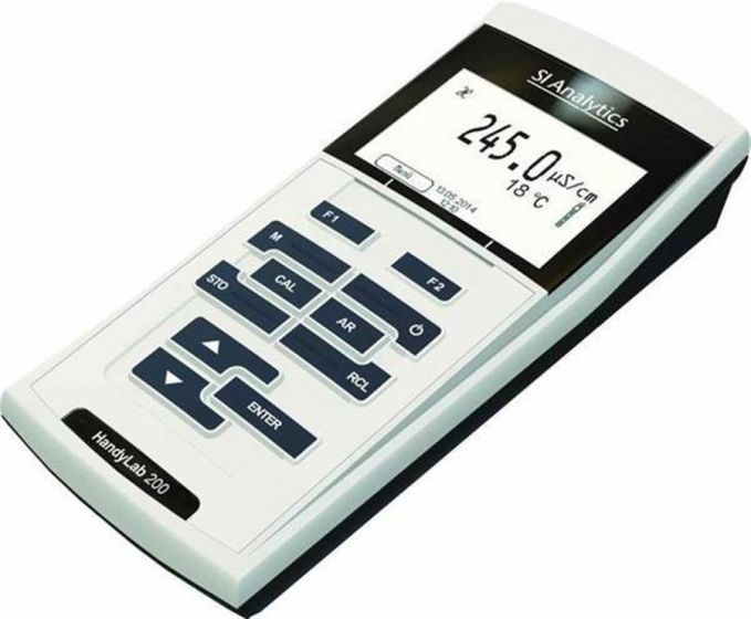 SI Analytics Handylab 200 portable conductivity meter from Camlab