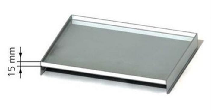 Bottom drip tray for size 110 & 160 Memmert G2012 Chambers