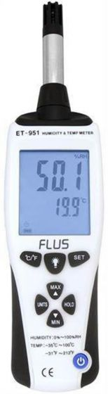 Dew Point Thermo-Hygrometer