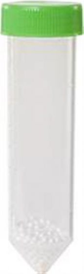 50mL Prefilled Sample Tubes with 2.8mm Ceramic Beads - 50 Pack