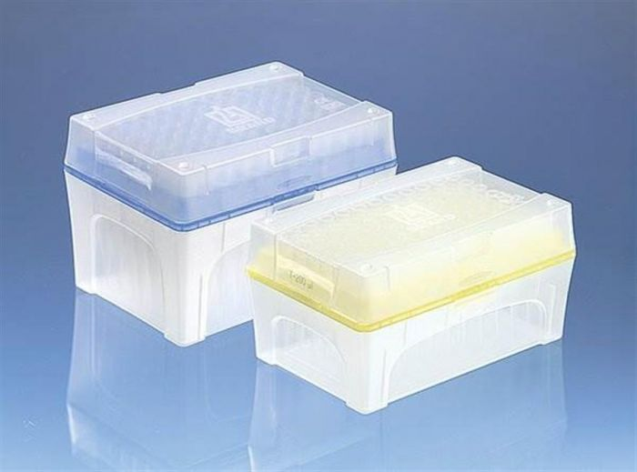Filter tips Racked tip-Box N Pp/Pe-Filter Sterile Bio-Cert Ivd
