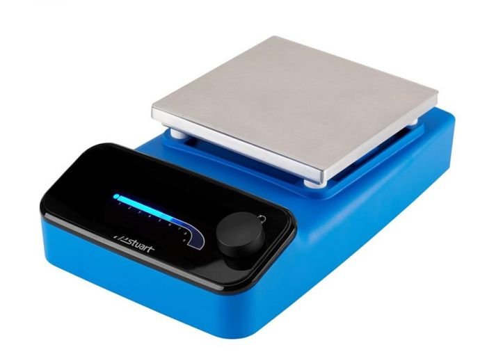 Stuart Analogue Stainless Steel Top Stirrer Blue