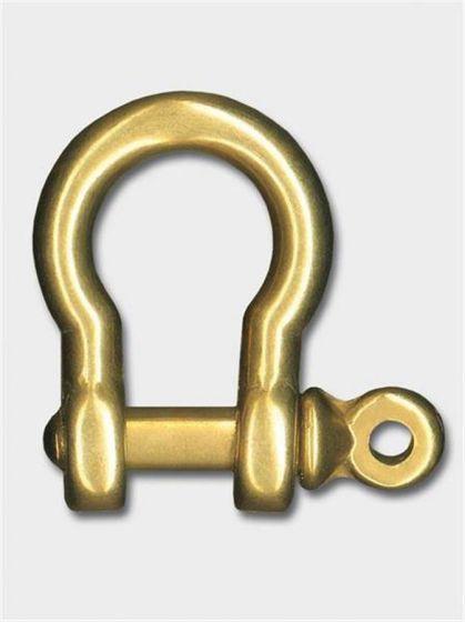 Brass Shackle-camlab