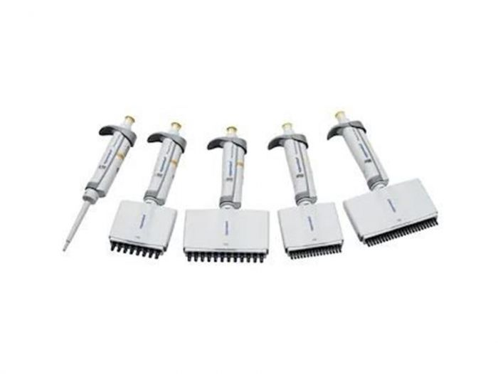 Eppendorf Research Plus Multi Channel Variable Volume Pipettes (GLP Version)-EP01328-Camlab