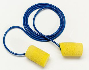 E-A-R Classic Soft Corded Ear Plugs Pack of 200 X 10