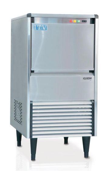 Labcold Flake Ice Machine 85Kg/Day Storage 26Kg