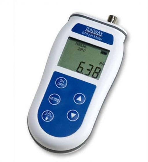 Jenway Model 570 pH meter - Waterproof
