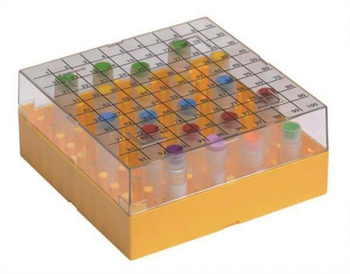 Cryogenic Storage Box 100 Place - Standard diameter tube