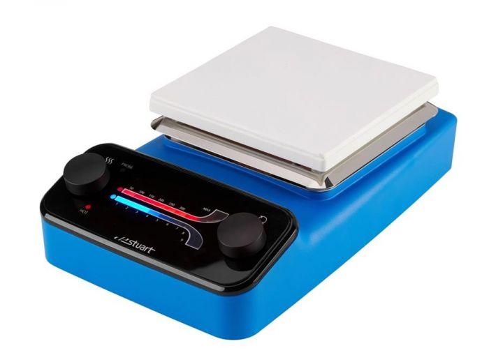 Stuart Analogue Ceramic Top Hotplate Stirrer Blue-Camlab