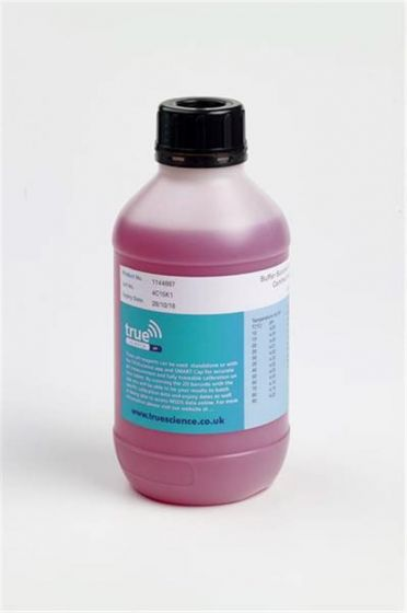 Buffer Solution pH4.00 (Red) ± 0.01 @ 20°C 500ml-Camlab