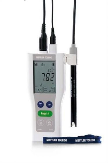 FiveGo F2 Portable pH Standard Kit - includes LE438 pH electrode