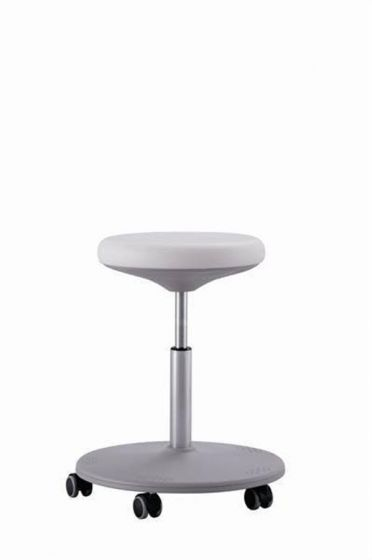 Bimos-Labster stool  with castors-Camlab