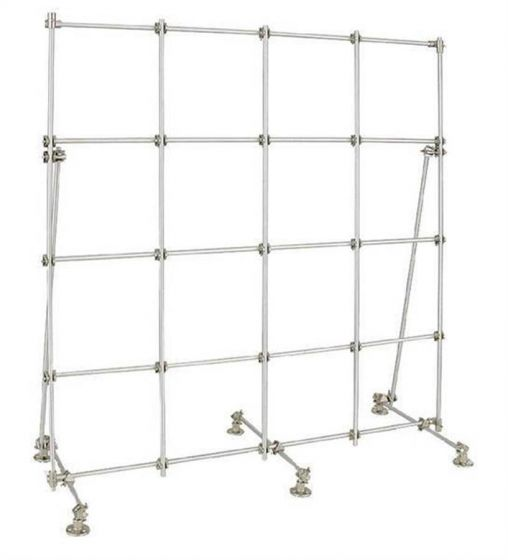 Large Lab Frame -Stainless Steel