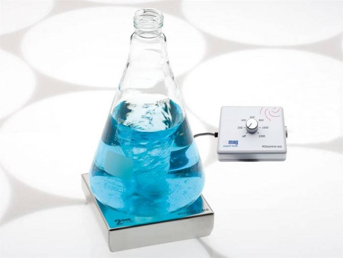 MIXdrive 1 eco HT (+200 °C) Inductive magnetic stirrer needs ext controller