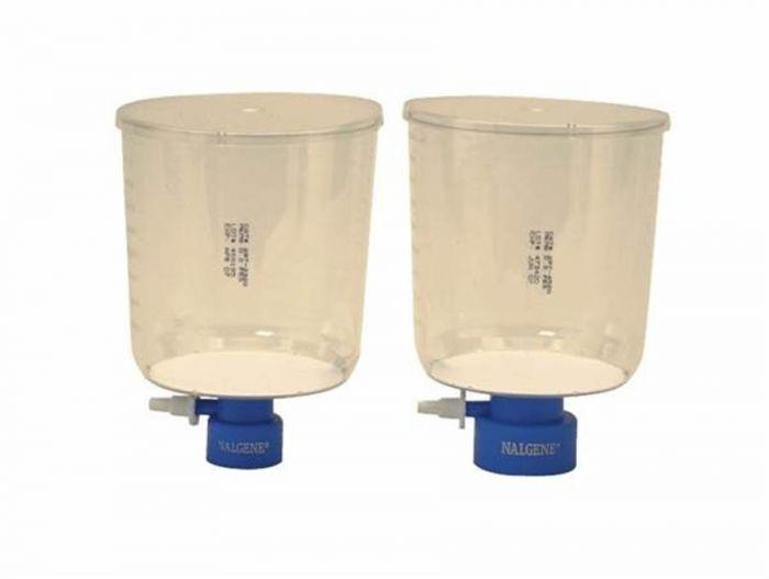 Bottle top filters, PES membrane