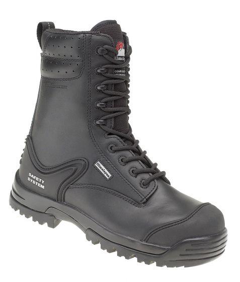 5204 Black Himalayan Safety Boot
