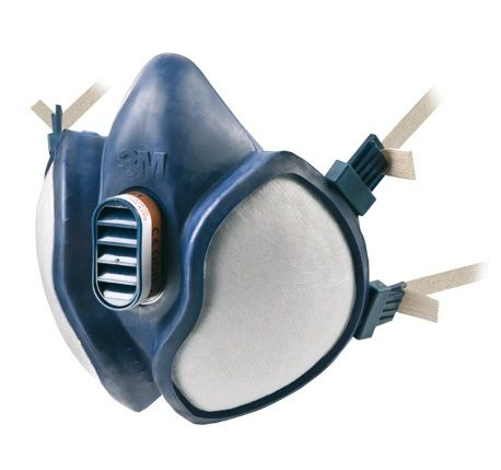3M 4251 FFA1P2 Reusable Maintenance Free Respirator