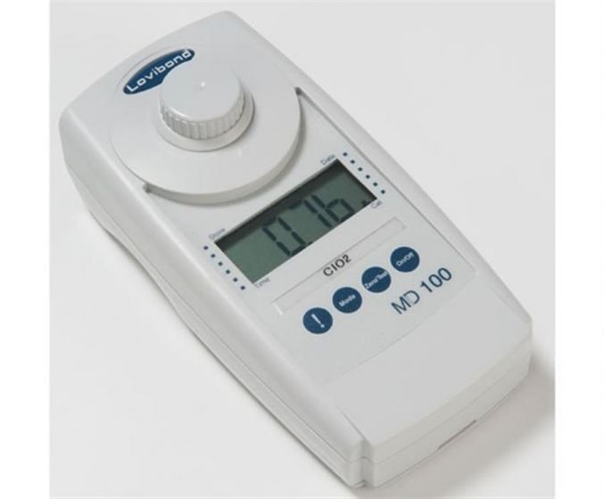 MD100 Aluminium Colorimeter (tablet reagents)