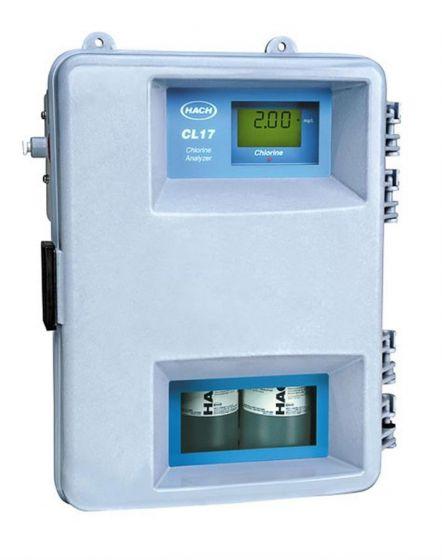CL17 Hach Chlorine Analyser for Free Chlorine-5440001-Camlab