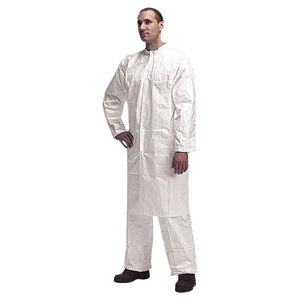 Tyvek Economy Visitor Coat Large