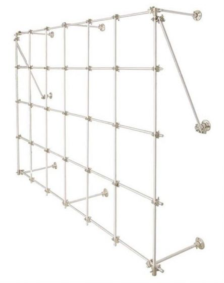 CLR-FRAMESX Stainless Steel lab frame extra large