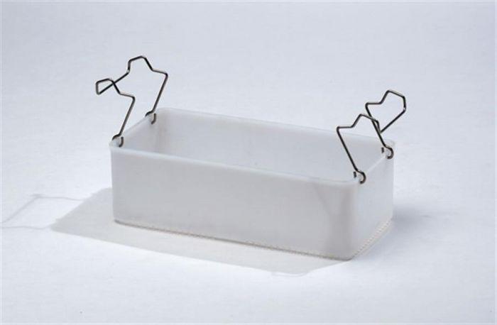 Polypropylene plastic immersion basket to fit C275/C275T Ultrasonic bath