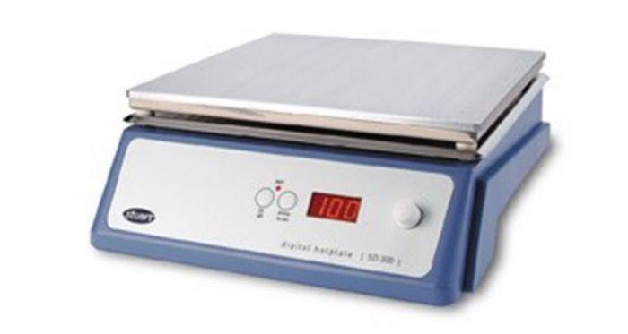 Stuart Digital Hotplate Aluminium top plate SD300 300X300mm-SD300-Camlab