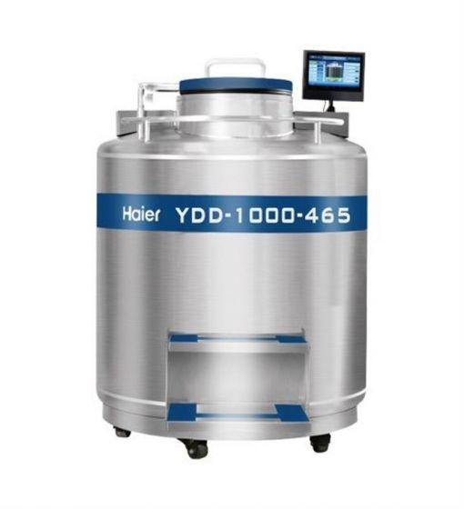 Haier Biobank 1000L level monitoring LN2 sample storage system neck 465mm