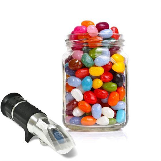 Eclipse hand refractometer: Sugar (°Brix) 72 - 95%