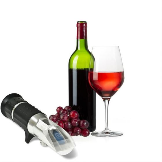 Eclipse hand refractometer: Alcohol Content 10 - 135 °Zeiss