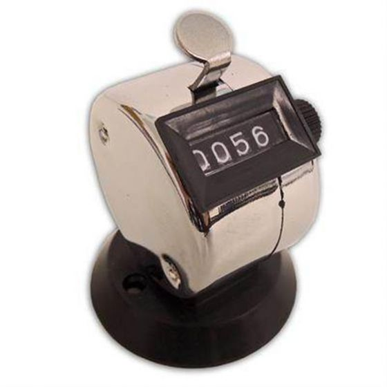Tally Counter Bench Mountable 0-9999