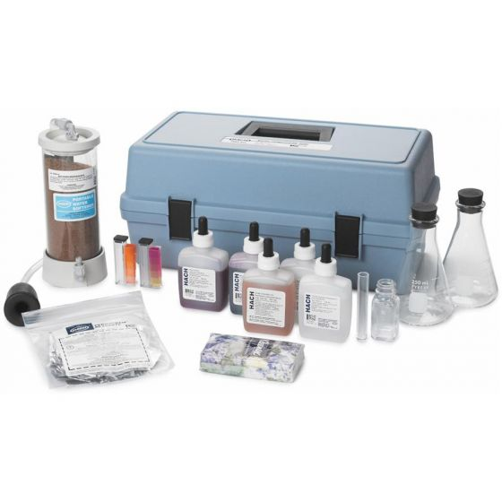 Water Conditioning Demonstration Test Kit, Model 15-E, Drop Count Titration-148201-Camlab