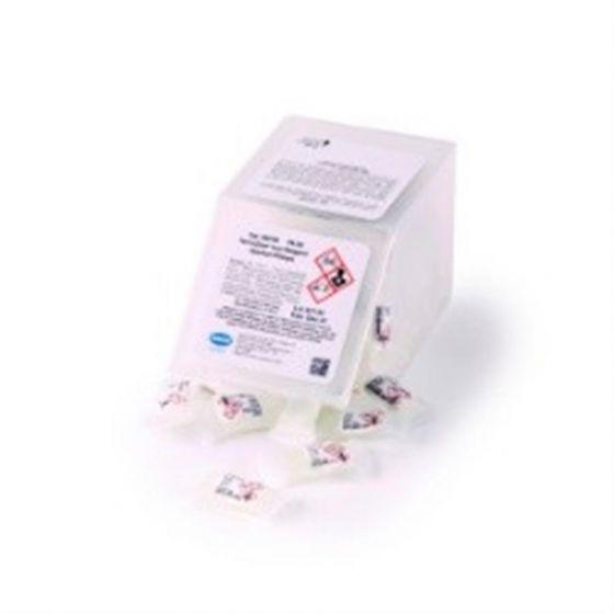 Ferrozine Reagent Solution Pillows Pack of 50