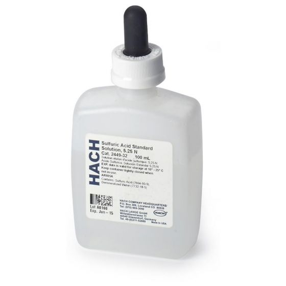 Sulphuric Acid Standard Solution 5.25N 100ml-244932-Camlab